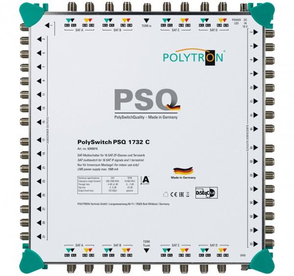 PSQ 1732 C