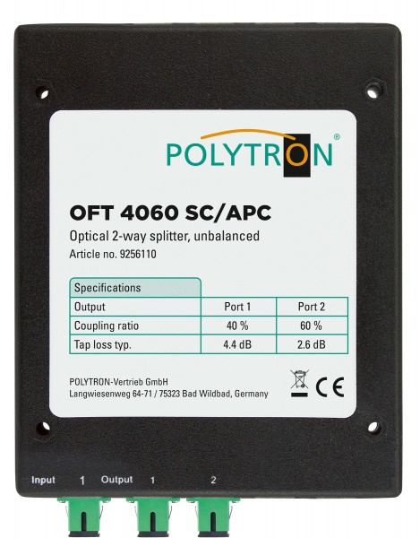 OFT 4060 SC/APC