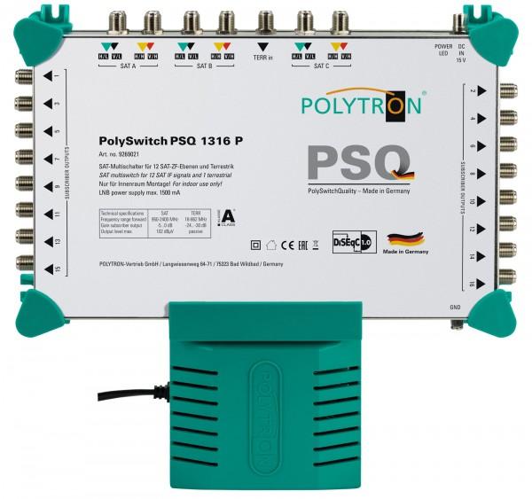 PSQ 1316 P