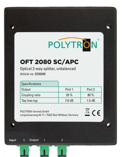 OFT 2080 SC/APC
