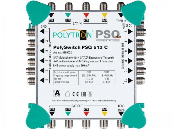 PSQ 512 C