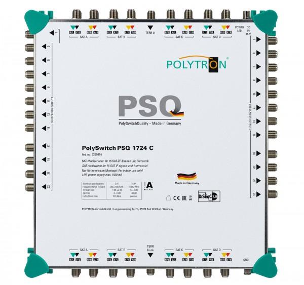 PSQ 1724 C