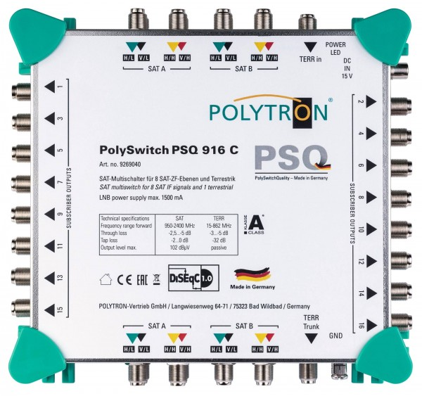 PSQ 916 C