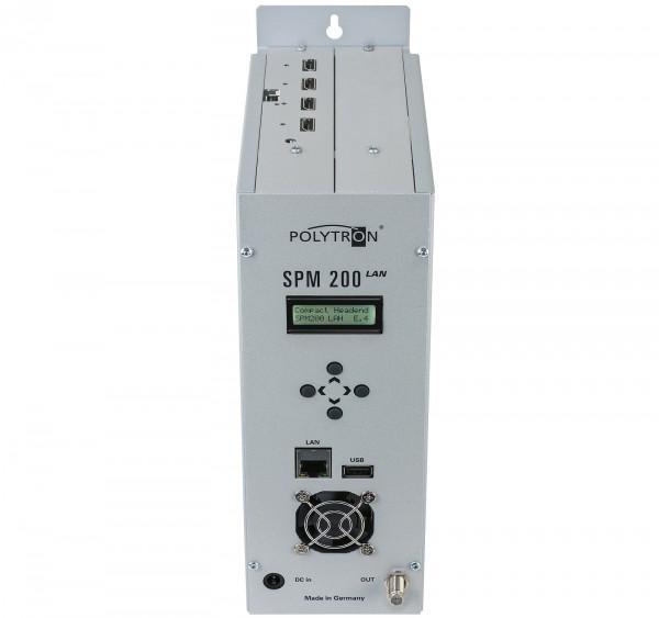 SPM 200 HDMI 4 LAN