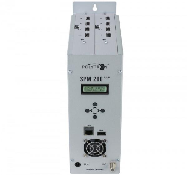 SPM 200 HDMI 8 LAN