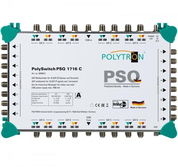 PSQ 1716 C