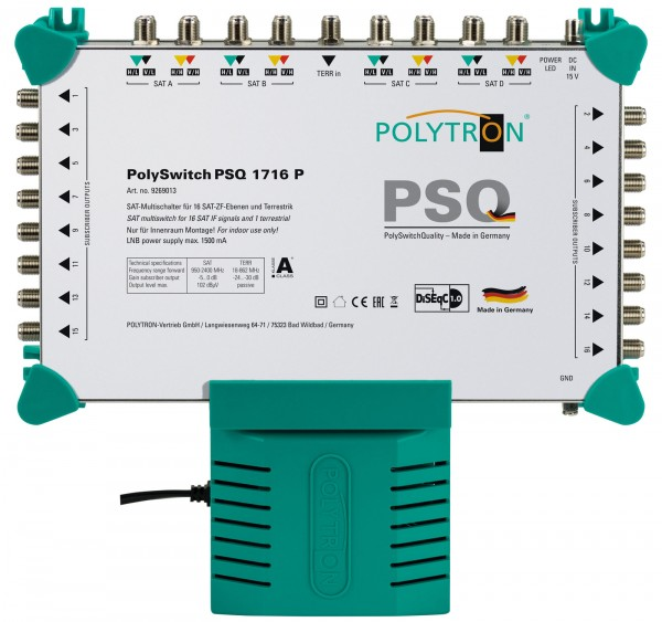 PSQ 1716 P